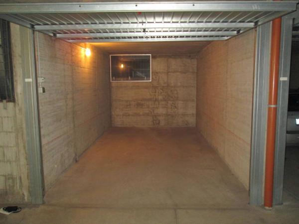 affitto box / garage in via gaudenzio ferrari saronno. ottimo