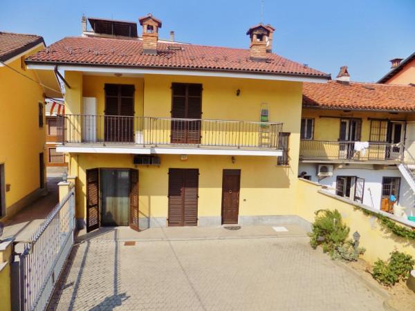 foto facciata Casa indipendente vicolo Sant'Efrem 6, Caramagna Piemonte