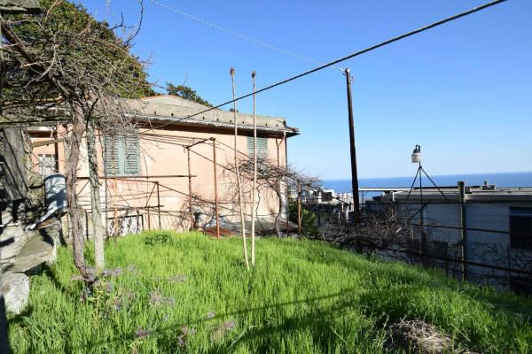 Vendita Casa indipendente in via al Santuario delle Grazie Genova ...
