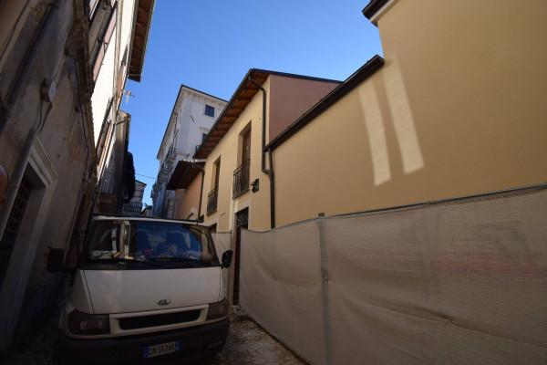 foto £Esterno Casa indipendente via del Carmine, 3, L'Aquila