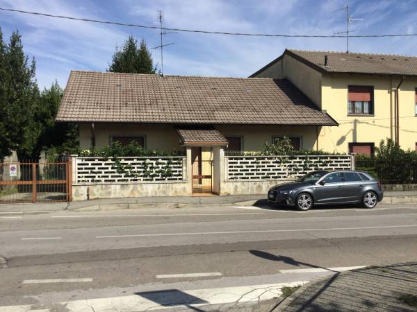 Vendita casa indipendente in via daniele manin 36 lissone for Casa della cameretta lissone