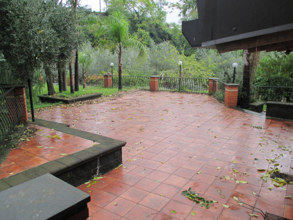 foto terrazzo e giardino Casa indipendente via Bellini, Piedimonte Etneo