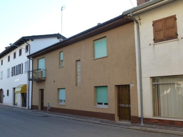 foto  Casa indipendente via Umberto I' 4, Pinzano al Tagliamento