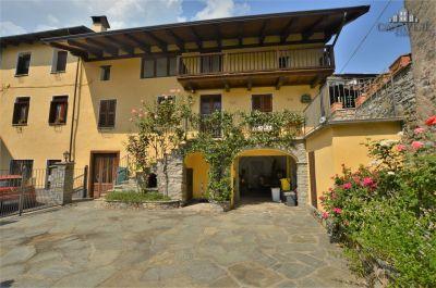 foto Casa indipendente Vendita Vico Canavese