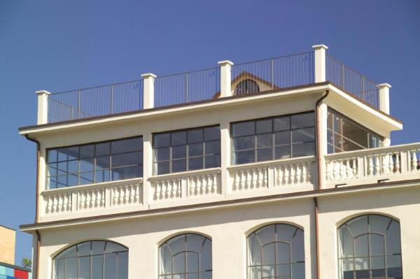 Vendita loft open space in via pianezza 17 torino nuovo for Loft open space torino