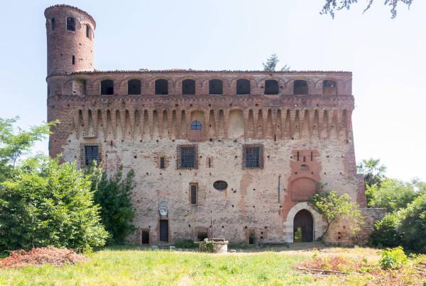 Vendita palazzo stabile in via al castello 118 verzuolo for Planimetrie della coperta