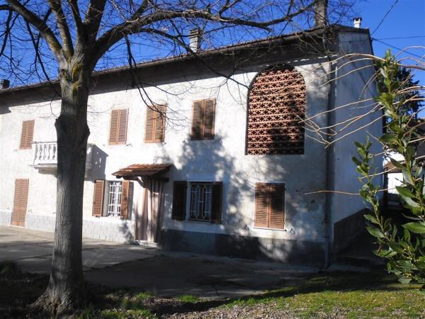 foto Facciata1 Rustico / Casale, buono stato, 258 mq, Cortiglione