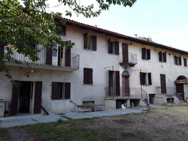 foto  Rustico / Casale, buono stato, 553 mq, San Martino Alfieri