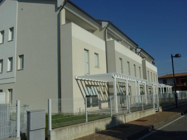 foto Vista sud Nuove Ville / Villette a Silea