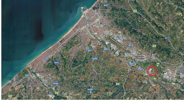 foto  Terreno edificabile commerciale a Cepagatti