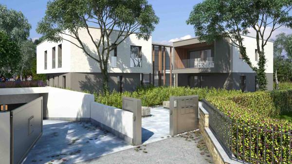 foto esterno Nuovi Appartamenti a Treviolo