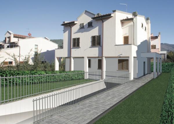 Vendita Villa in Località Rigutino Rio... Arezzo. Nuova, posto auto ...