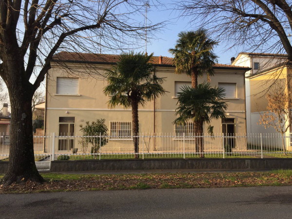 foto esterno Villa via Cristo 28, Argenta