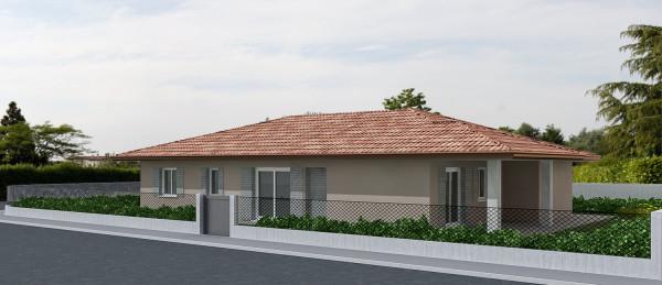 foto  Villa, nuova, 150 mq, Brugnera
