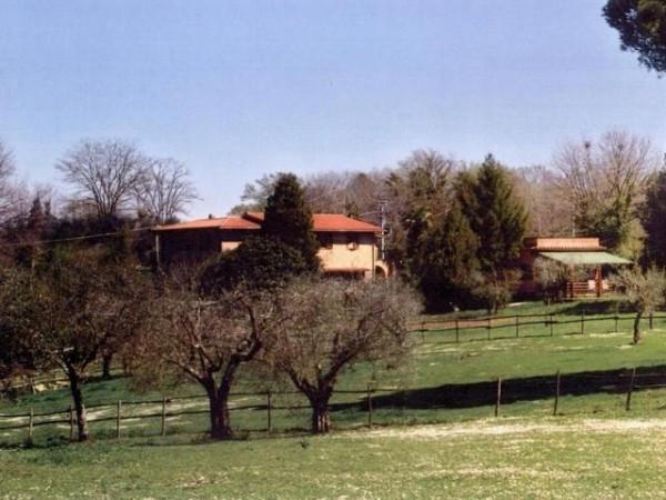 Villa Canale Monterano Vendita