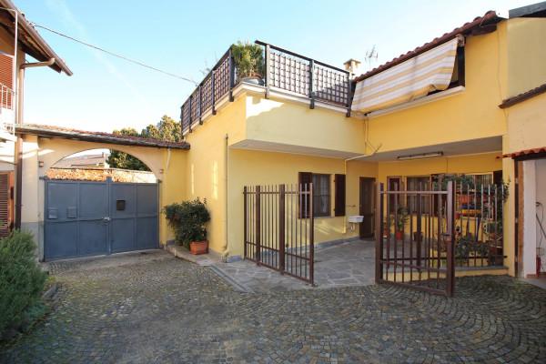 Vendita Villa Chieri. Buono stato, terrazza, riscaldamento autonomo ...