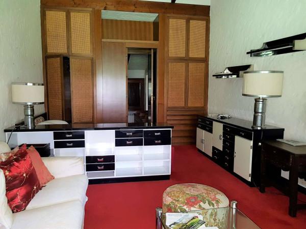 Vendita villa in via privata golf lentate sul seveso - Piscina lentate sul seveso ...