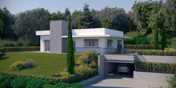 foto  Villa via Belvedere, Lipomo