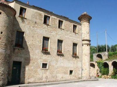 foto Villa Vendita Marsico Nuovo
