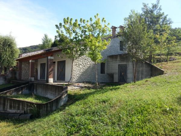 foto VISTA DAL GIARDINO Villa, nuova, 280 mq, Montecchio Maggiore