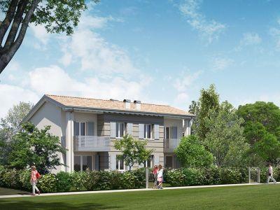 foto Villa Vendita Novellara