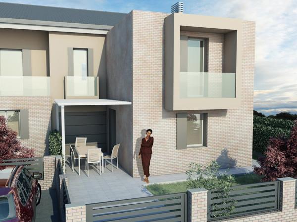 foto  Villa, nuova, 195 mq, Occhiobello