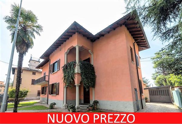 foto  Villa via Osio Sopra 5, Osio Sotto