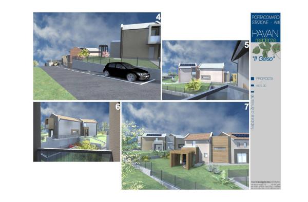 Villa in vendita a Portacomaro, 4 locali, prezzo € 345.000 | CambioCasa.it