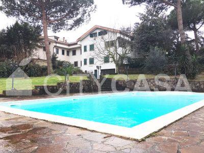 foto Villa Vendita Roma