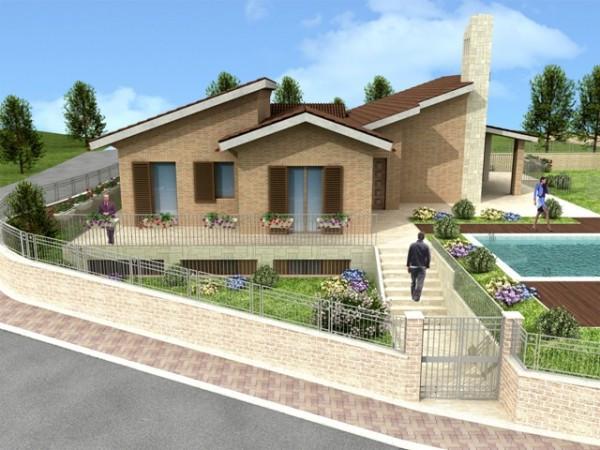 Vendita villa in via rinaldo d 39 ami roma nuova posto auto for 2 500 m di progetti di case aperte