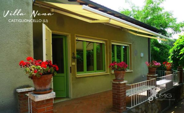 foto esterno Villa via Guglielmo Marconi 8, Rosignano Marittimo