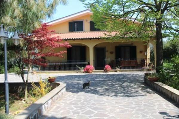 foto  Villa via Radicofani 44, San Cesareo