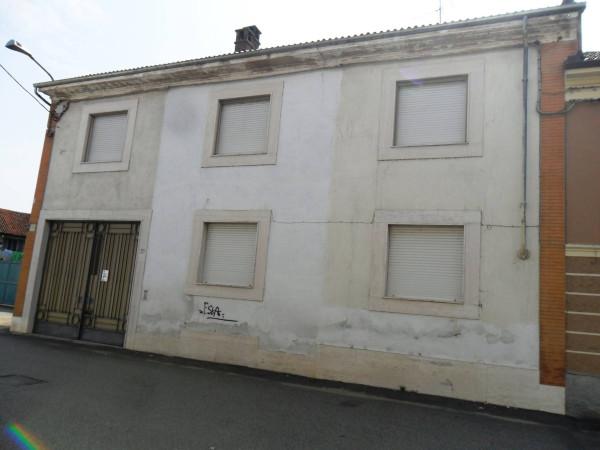 Villa in vendita a San Germano Vercellese, 5 locali, prezzo € 50.000 | CambioCasa.it