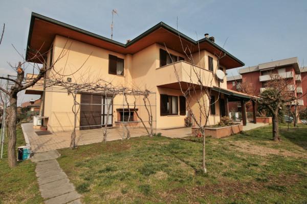 Vendita Villa in via Toscana 14 San Giuliano Milanese. Buono stato ...