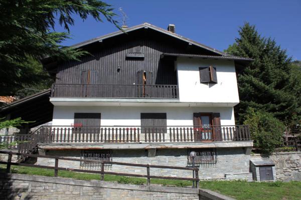 foto casa Villa frazione Gombaz 100, Torgnon