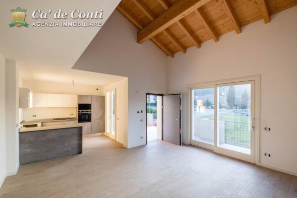 foto salone Villa, nuova, 212 mq, Trescore Balneario
