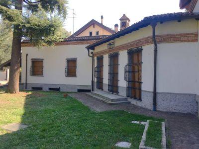 foto Villa Vendita Trezzano sul Naviglio