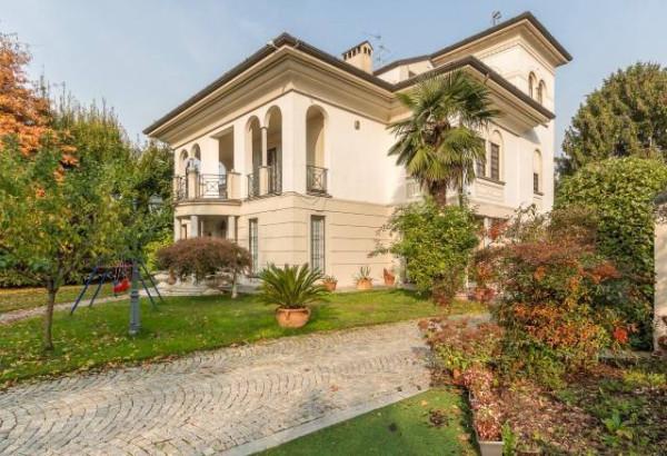Vendita Villa in via Milazzo 2 Trezzo sull\'Adda. Ottimo stato, posto ...