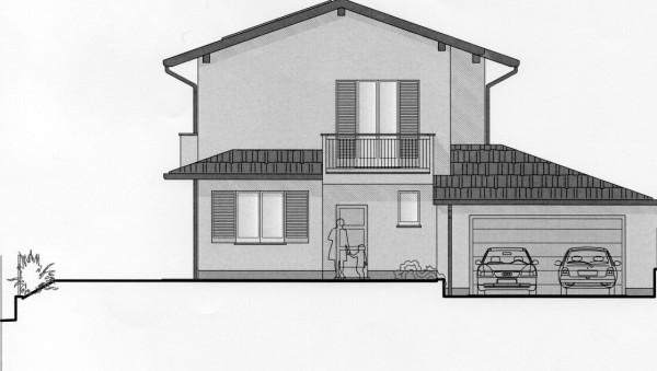 foto Area esterna Villa, nuova, 200 mq, Uggiate-Trevano