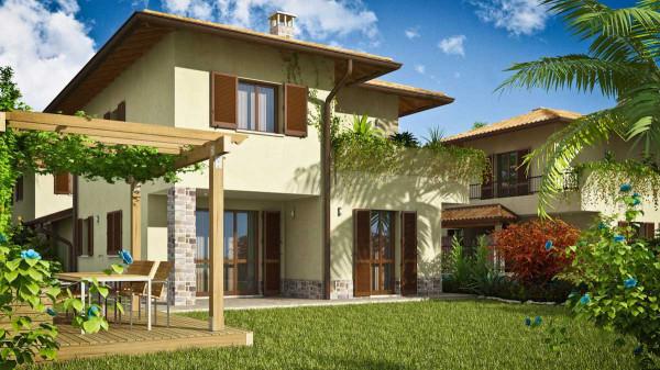 Vendita villa in via orti vignolo nuova posto auto for Progetti villette moderne
