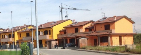 foto  Villetta a schiera via Egidio D'Adda, Casalpusterlengo