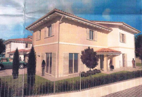 foto  Villetta a schiera 4 locali, nuova, Castelleone