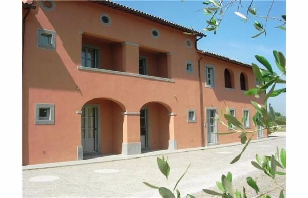 foto  Villetta a schiera Località Montecchio, Cortona