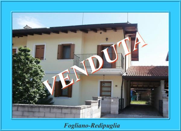 foto  Villetta a schiera 3 locali, ottimo stato, Fogliano Redipuglia