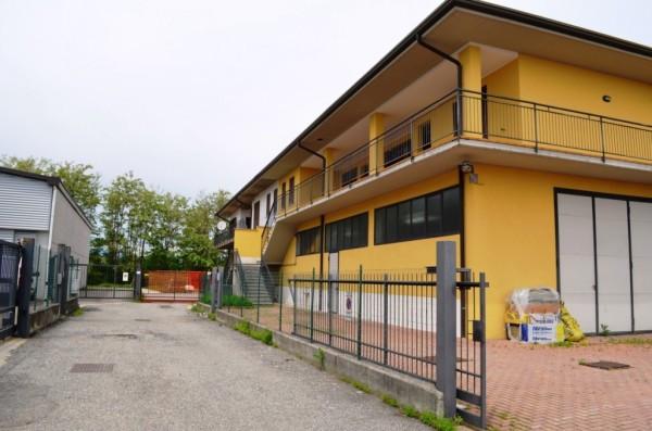 foto  Capannone in Affitto a Borgo Ticino