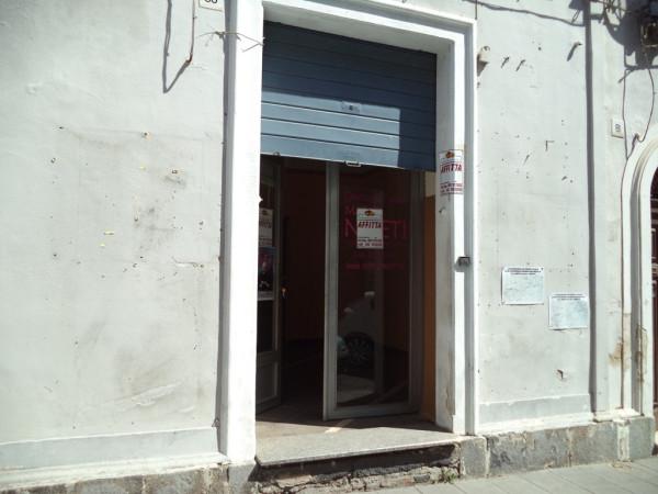 foto prospetto Negozio in Affitto a Riposto