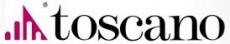 Logo agenzia TOSCANO  -  Punto Immobiliare Tiburtina 2