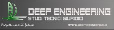 Logo agenzia Deep Engineering s.r.l. Ing. Vincenzo Santoro