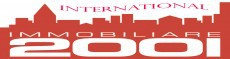 Logo agenzia Immobiliare 2001 International