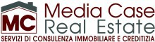 Logo agenzia Media Case Real Estate srl
